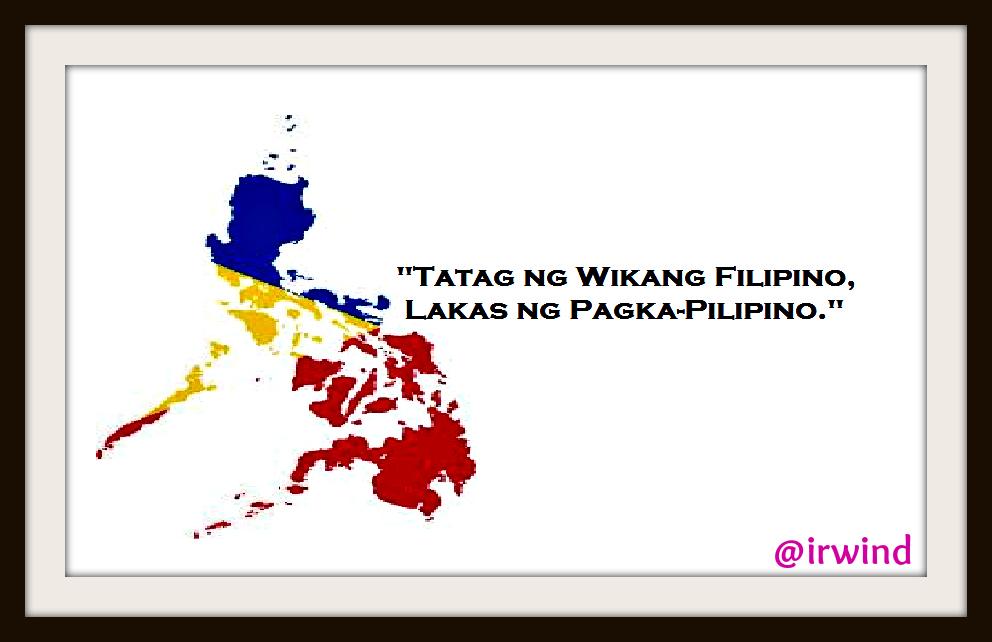 wikang filipino tatag ng pagka pilipino essay