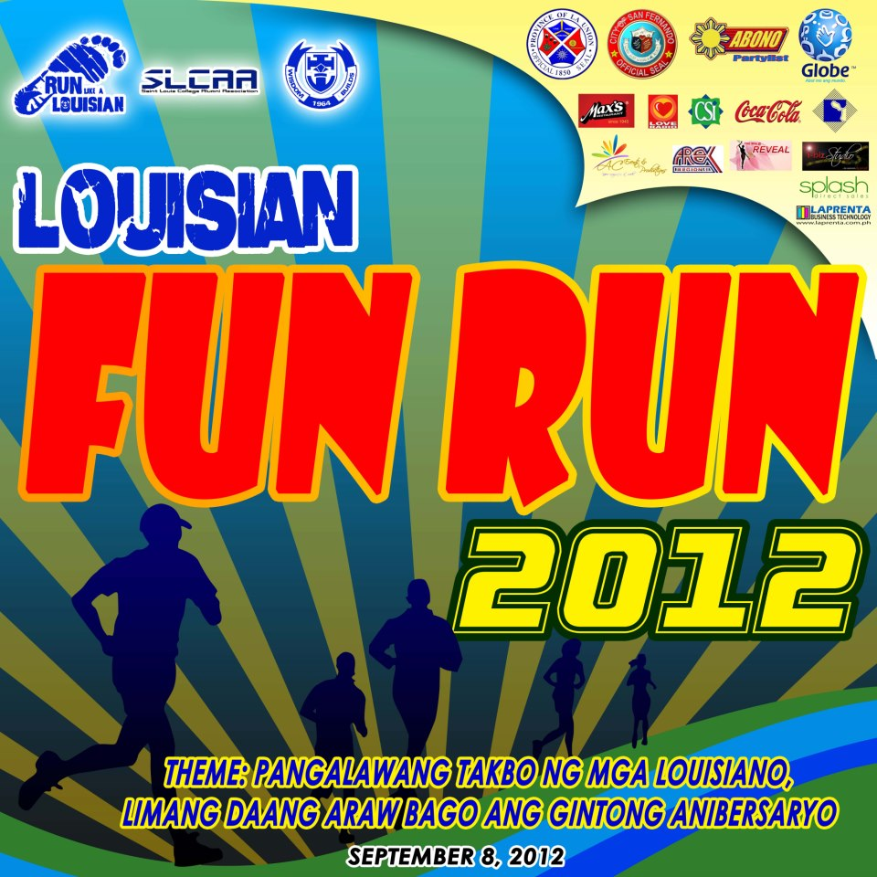 AC Events & Productions joins SLC Alumni Association's LOUISIAN FUN RUN 2012 on September 8, 2012 in celebration of the 500 Days Countdown to SLC's Golden Anniversary.