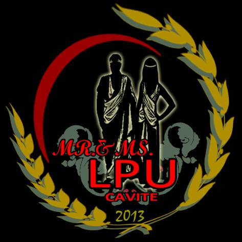 Mr&MissLPU_Cavite2013