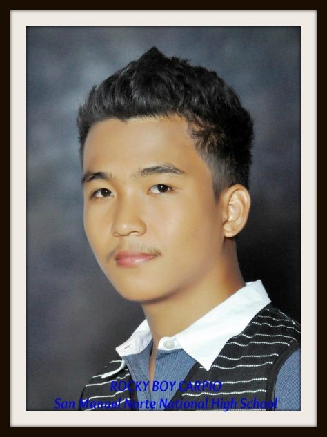 ROCKY BOY CARPIO San Manuel Norte National High School