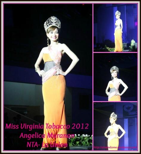 AngelicaMaranan_MissVirginiaTobacco2012
