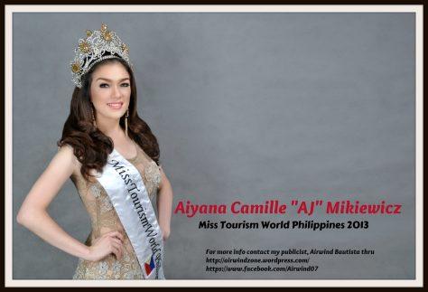 AiyanaMikiewicz_MissTourismWorldPhilippines2013