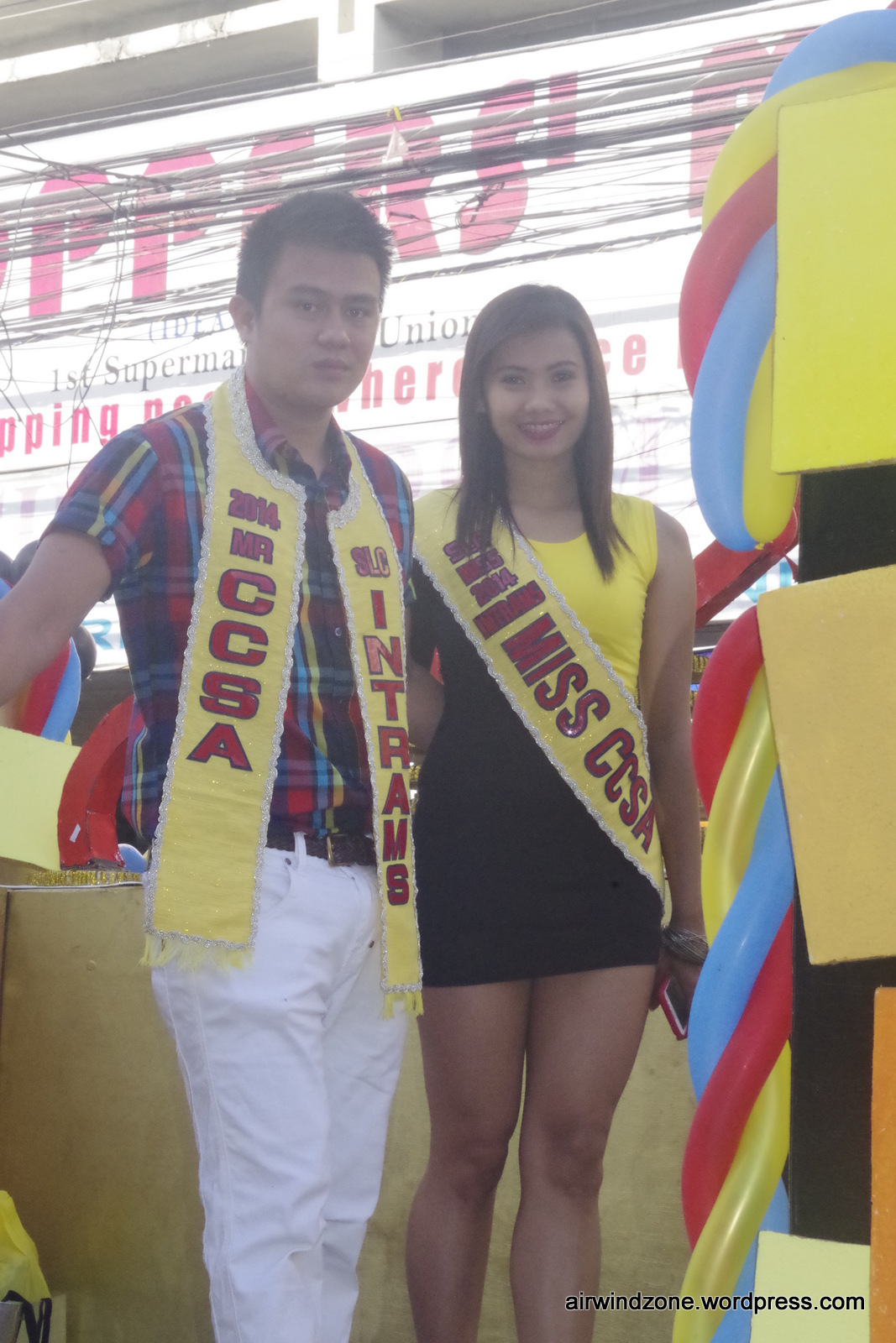 mr and ms intrams script 2014 Script for 2015 ams mr and ms intrams (jera f salmorin & joan c  ferrer) jera : good afternoon everyone hello partner, you look great joan : yes.
