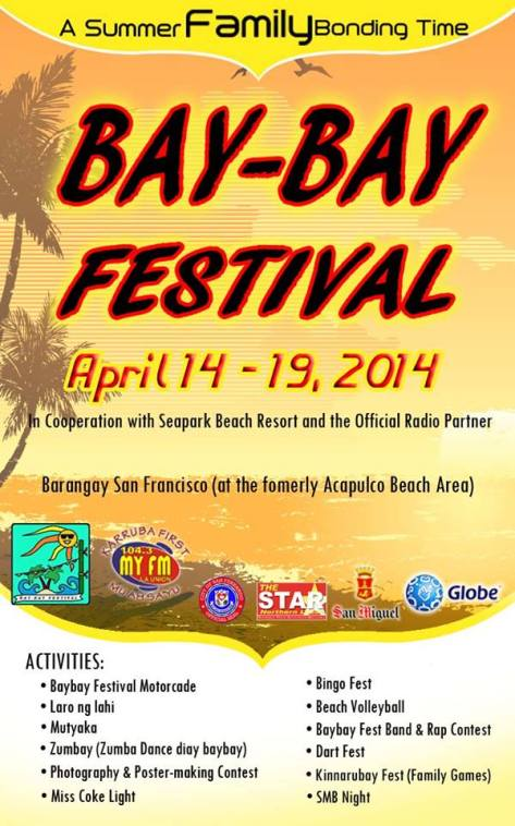 Bay-Bay Festival in the City of San Fernando, La Union